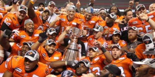 BC Lions Best Seasons